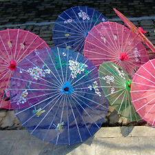 JapanBargain Brand Transparent Chinese Parasol 22 inches