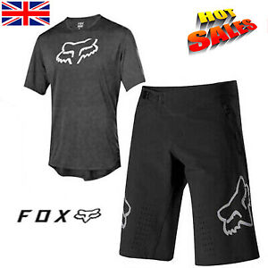 2021 Winter Fox Racing Demo Bike Quick-dry Shorts Men's Woman MTB DH Mountain UK