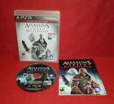 Assassin's Creed: Revelations -- Signature Edition (Sony PlayStation 3 PS3,2011)