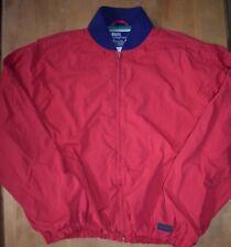 Vintage RALPH LAUREN POLO SPORT Jacket XL Coat snow beach p wing cookie