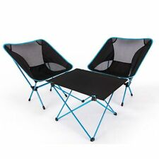 Portable Outdoor Folding Table Chair Desk Ultra-light Travel Camping BBQ Hiking