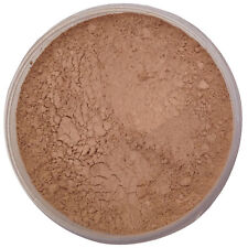 Mineral Foundation MEDIUM BEIGE 30g Full Cover Acne Rosacea Natural & Affordable