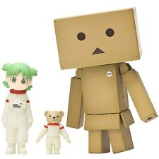 Yotsuba Danbo Danboard Box Robot Figure Doll Anime Comic 3 Set JP Limited Japan
