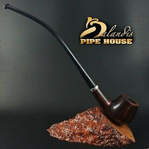 Original BALANDIS Tobacco Long SMOKING PIPE - Nr.14 CHURCHWARDEN - Castan