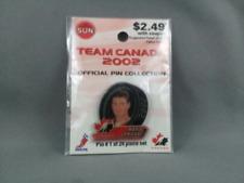 Limited Edition Team Canada Hockey Pin - Mario Lemieux - From 2002 Olympics