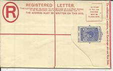 Grenada Registered Postal Envelope HG:C10 unused