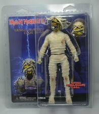 "Iron Maiden - Eddie as Mummy 8"" Action Figure Powerslave NEW/SEALED   NECA"