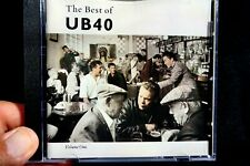 The Best Of UB40 - Volume One  -  CD, VG
