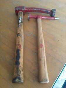 2 MAC Tools Fender Pick Hammers BTH155-R BTH 158-R Hammer