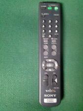 Sony RM-Y801 WebTV Remote Control