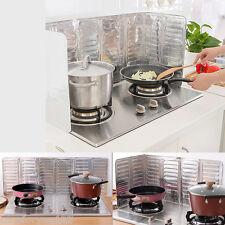 Kitchen Cooking Frying Pan Oil Splash Screen Cover Anti Splatter Shield Guard #C