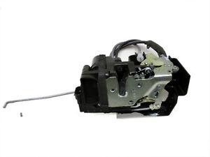 serrure de porte avec fonction feux servomoteur GA AV pour Korando CK C200 13-17