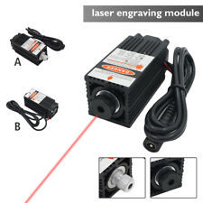 500mW 450nm Blue Laser Module Adapter TTL/PWM For CNC Engraver Machine