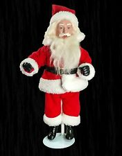 Judy Belle Santa Claus doll Mbi Danbury Mint 1993 Father Christmas decoration