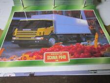 Super Trucks Mehrzweck LKWs Schweden Scania P94D 1995