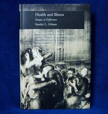 Health and Illness: Images of Difference by Sander L. Gilman (Hardback, 1995)