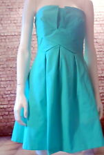 corset bustier dress sea green prom wedding 12 new with tags