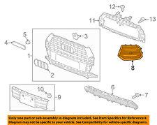 AUDI OEM Q3 Quattro Front Bumper Grille Grill-Outer Grille Right 8U0807682Q4U8