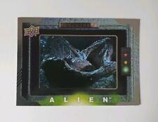 Upper Deck Alien Silver Foil Parallel Base Card No.24