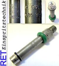 Ugello di iniezione BOSCH 0437502043 AUDI 90 quattro 035133551f pulito & esaminato