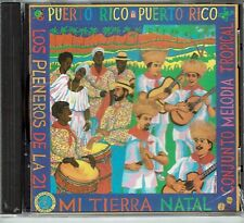 Los  Pleneros  de la  21 & Cjto  Melodia  Mi Tierra Natal  BRAND  NEW SEALED  CD