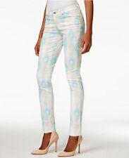 Big Star Alex Women's Skinny Pants Navajo Wash Blue Multi 31