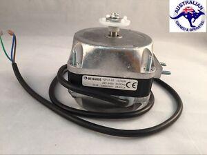 CONDENSOR SQUARE FAN MOTOR/SHADED POLE MOTOR 34W 1300r/min  0.85A 240V 50Hz