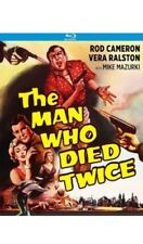 The Man Who Died Twice (DVD,1958)