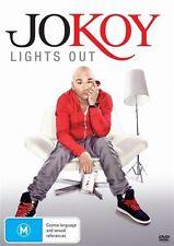 Jo Koy - Lights Out (DVD, 2014) New  Region  Free