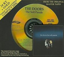 SEALED AUDIO FIDELITY GOLD CD / THE DOORS / THE SOFT PARADE / NUMBERED # EDITION