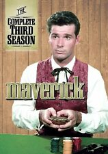Maverick: Season 3 (6 Discs 1959) - James Garner, Jack Kelly