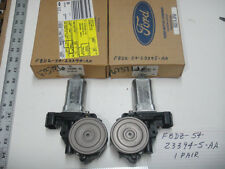 1996-2007 Ford Taurus Mercury Sable Electric Window Drive Ft Rr PAIR