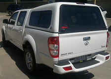 DUAL CAB UTE CANOPY FOR GREAT WALL V240/V200 SMOOTH FINISH