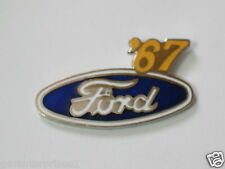 1967 Ford Pin,  Ford Automobile Pin  Badge Lapel Hat Tack