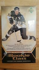 2005 2006 NHL Rookie Class Set Upper Deck Sidney Crosby Alexander Ovechkin etc