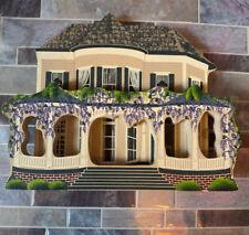 1994 Shelia'S Chestnutt House, Savannah, Ga, Signed Figurine