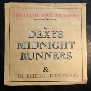 Dexys Midnight Runners - The Celtic Soul Brothers (7A-039)