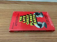 Hal Lindsey The Late Great Planet Earth Vintage 1978 Paperback