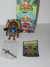 """GOLDAR Mighty Morphin Power Rangers 3"""" Action Vinyls Loyal Subjects Wave 1"""