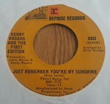 Kenny Rogers And The First Edition – Tell It All Brother ~ (VG+)