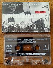 * Biohazard - Uncivilization // Promo MC Kassette // 2001