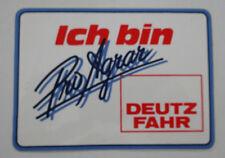 Aufkleber Ich bin Pro Agrar DEUTZ FAHR Traktor Schlepper KHD Köln Sticker