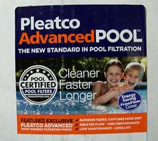 Pleatco PA120 Hayward Swimming Pool Filter; [jS]