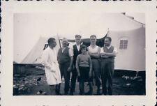 VERA FOTO ALPINISTI IN MONTAGNA IN TENDA TRE CIME DI LAVAREDO ?  7-72