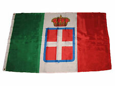 3x5 Kingdom of Italy Italian Royal Crown Premium Quality Flag 3'x5' Banner (RU)