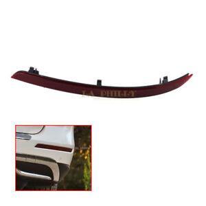 Rear Bumper Right Reflector For Mercedes-Benz ML-Class ML63 ML350 ML550 12-15