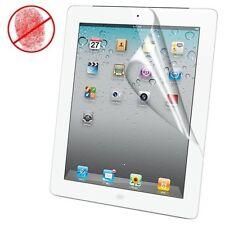 2x iPad 4 3 2 Película de pantalla Lámina Protectora HIGH QUALITY LCD Mate