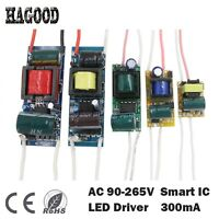 LED Driver Power Supply Built-in Constant Current Lighting Transformers DIY Lamp