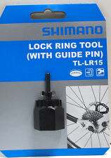 Shimano TL-LR15 Lockring Tool with Guide Pin Lock Ring Removal Installation Tool