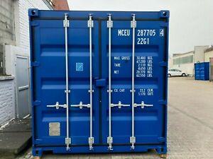 20` Fuss Seecontainer , Lagercontainer 1 x verschifft mit CSC Plakette neu